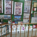 OA History display at Minsi Trails Council Office
