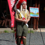 Ben Oswald , Lodge Chief